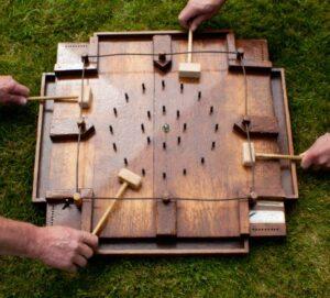 Oud Hollandsche spelen
