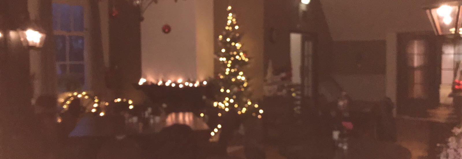 Kerst bij sallandshoeve